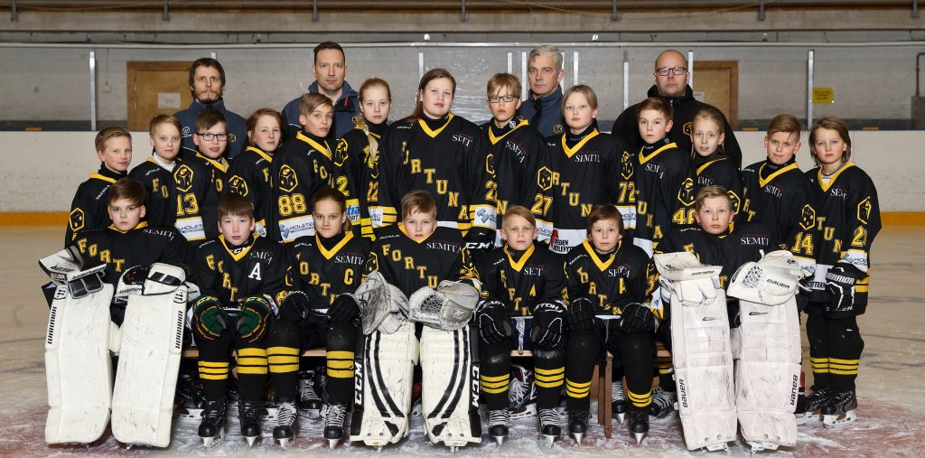E1 - Fortuna Hockey